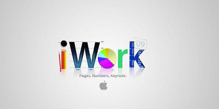 #Free, #iWork, #Apple