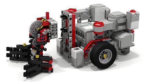 lego mindstorms ev3 wall e building instructions