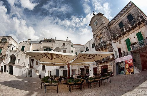 Have you heard something about the very popular butchers in Cisternino?.................