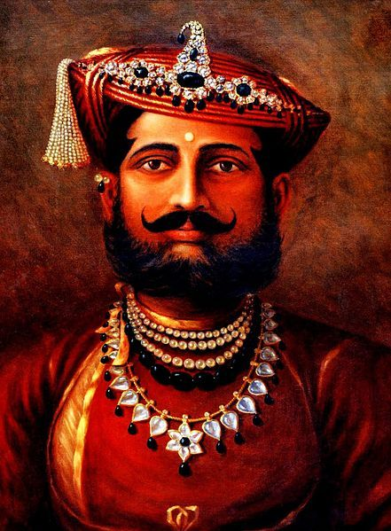 """H. H. Maharajadhiraj Raj Rajeshwar Sawai Shrimant Yashwant Rao Holkar Bahadur, was one of the Maharaja from Maratha Empire. He was born on 3 December 1776. He was a gifted military leader and educated in accountancy as well as literate in Persian and Marathi. Yashwant Rao has been often referred to as the """"Napoleon of India""""."""