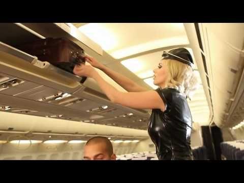 Przebranie stewardessy - Baci Sexy Stewardess M/L - Świat-Erotyki.pl