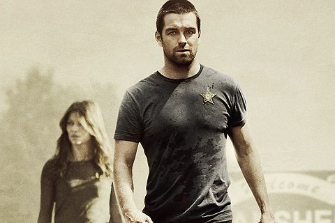 Banshee (Season 2) Anthony starr and Ivana Milicevic - Cinemax