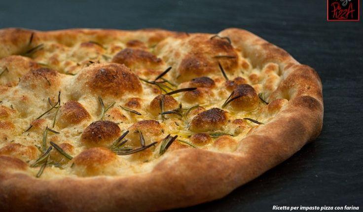 IMPASTO PER PIZZA CON FARINA DI GRANO DURO E TENERO   ing. Pizza