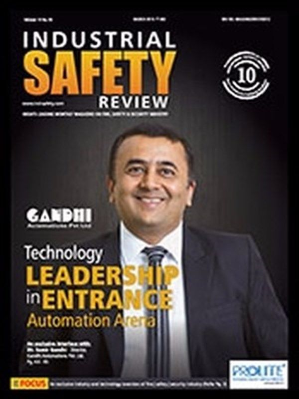 March 2015 edition of Industrial Safety Review Magazine, is now on the shop racks. Please check before buying:  #IndustrialSafetyReview #March2015Edition #SecurityIndustry