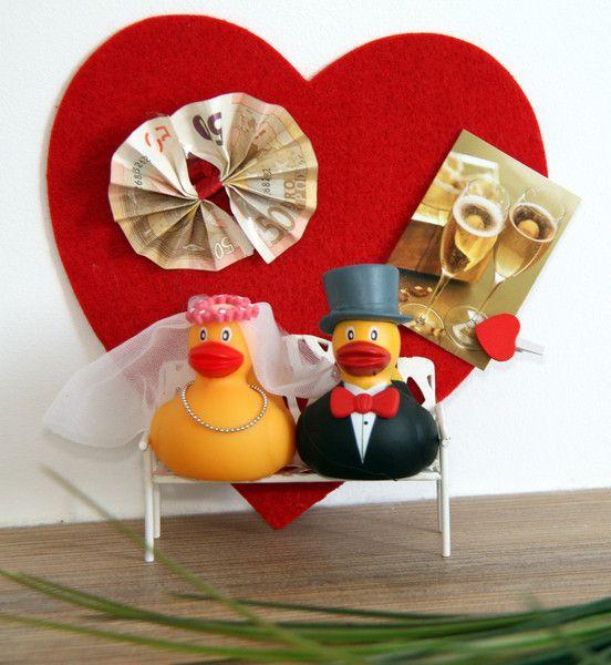 Geldgeschenke - Hochzeit Geschenk Geldgeschenk  - ein Designerstück von Gift2Go bei DaWanda