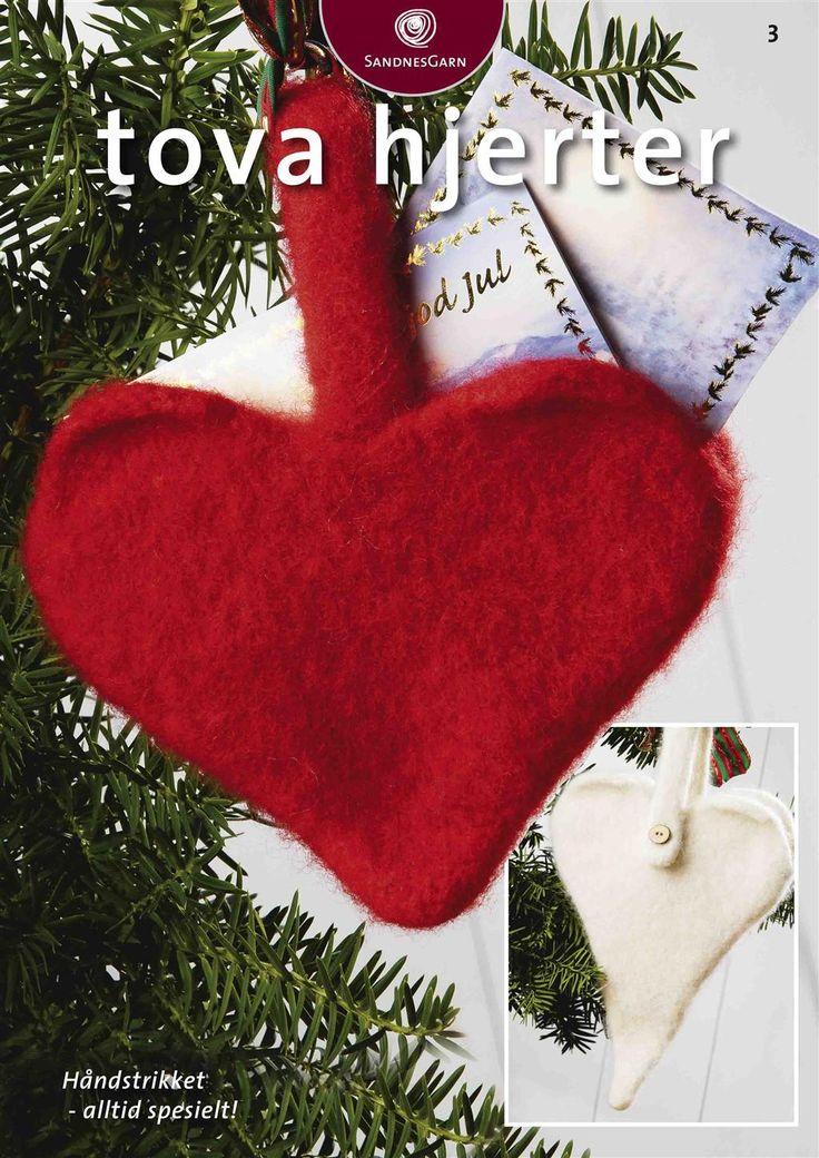 Kit 3 - Hjerter i Fritidsgarn