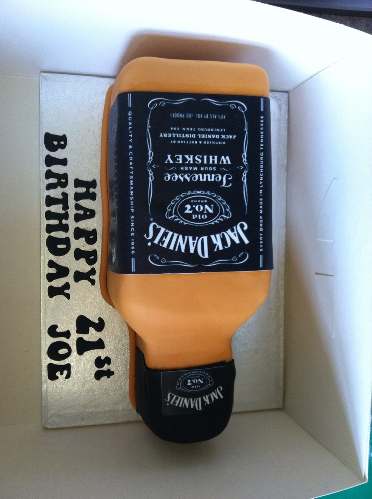 17 best Jack daniels cake images on Pinterest Jack daniels cake