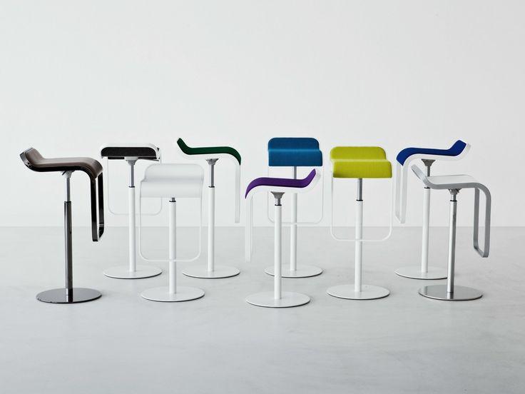 LEM Fabric stool by Lapalma design Shin Azumi, Tomoko Azumi