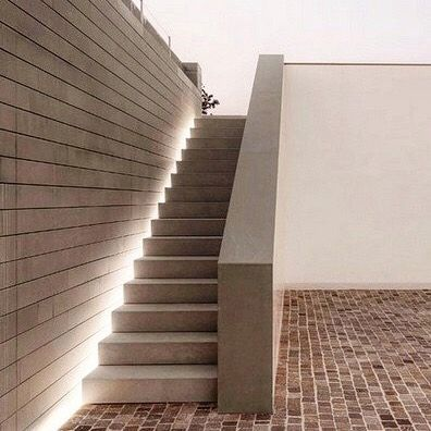 Best Light Me Up Casa Delle Bottere By John Pawson Staircase 640 x 480