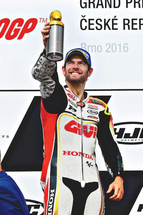 Cal Crutchlow P1 GP Brno