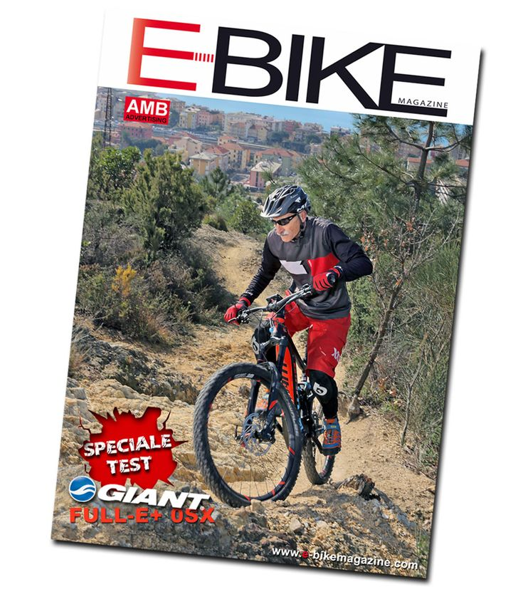 TEST - GIANT FULL-E+ 0SX - E-Bike Magazine - E-MTB Magazine