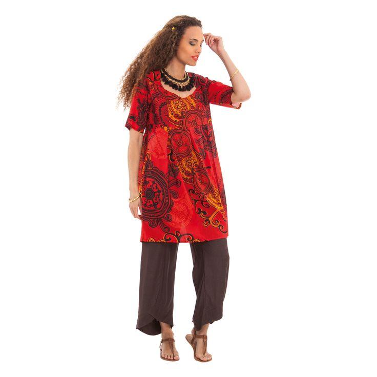 les 25 meilleures id es concernant tuniques d 39 t sur pinterest tunique en lin pantalons. Black Bedroom Furniture Sets. Home Design Ideas