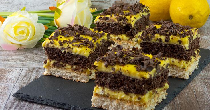 Gătiți cu plăcere această prăjitură moale, fină și extrem de pufoasă, care în ciuda aspectului său impozant, este foarte simplu de preparat, iar rezultatul vă va da toate simțurile peste cap. Are o textură