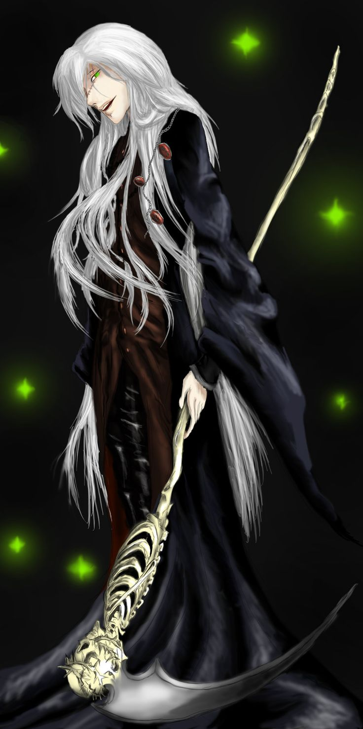 Undertaker by AmethystWaves.deviantart.com on @deviantART