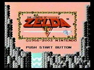 Speed Demos Archive - The Legend of Zelda