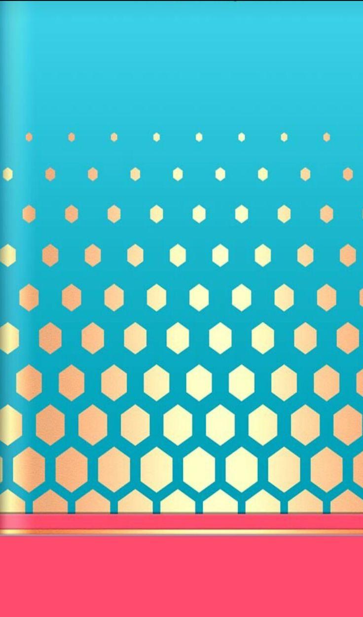 Teal Wallpaper Blue Wallpapers Mobile Iphone Fractal Art 7 Backrounds Bullshit Bee