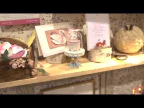 CHA 2014 - Brenda Walton Shares Her Sizzix Die Cuts: Favorite Things - YouTube