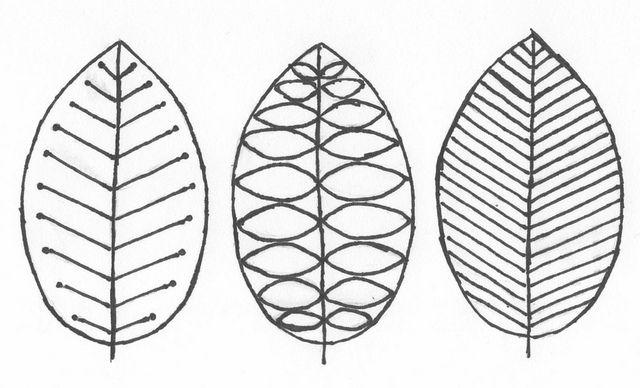 Iron Craft Challenge #21 - Scandinavian Leaf Pillow by katbaro, via Flickr