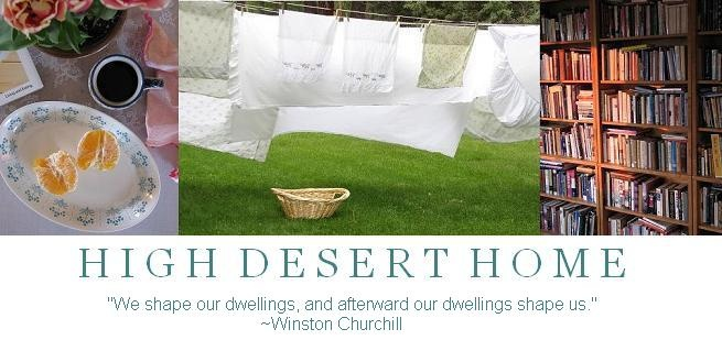 Susan of My summer notebook at High Desert Home, learning posts, wealth of awesome insights