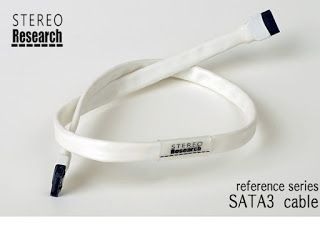 MM lover  - music and movie lover: Stereo Research - Reference series SATA3 cable 레퍼런...
