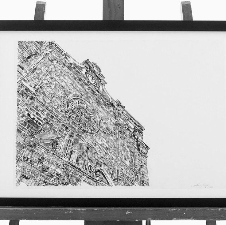 Cartagena framed