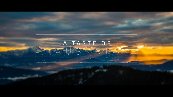 The scenery of our home country Austria is beyond compare. We live in the heart of Europe where we have a spectacular combination of cultural and natural attractions.…