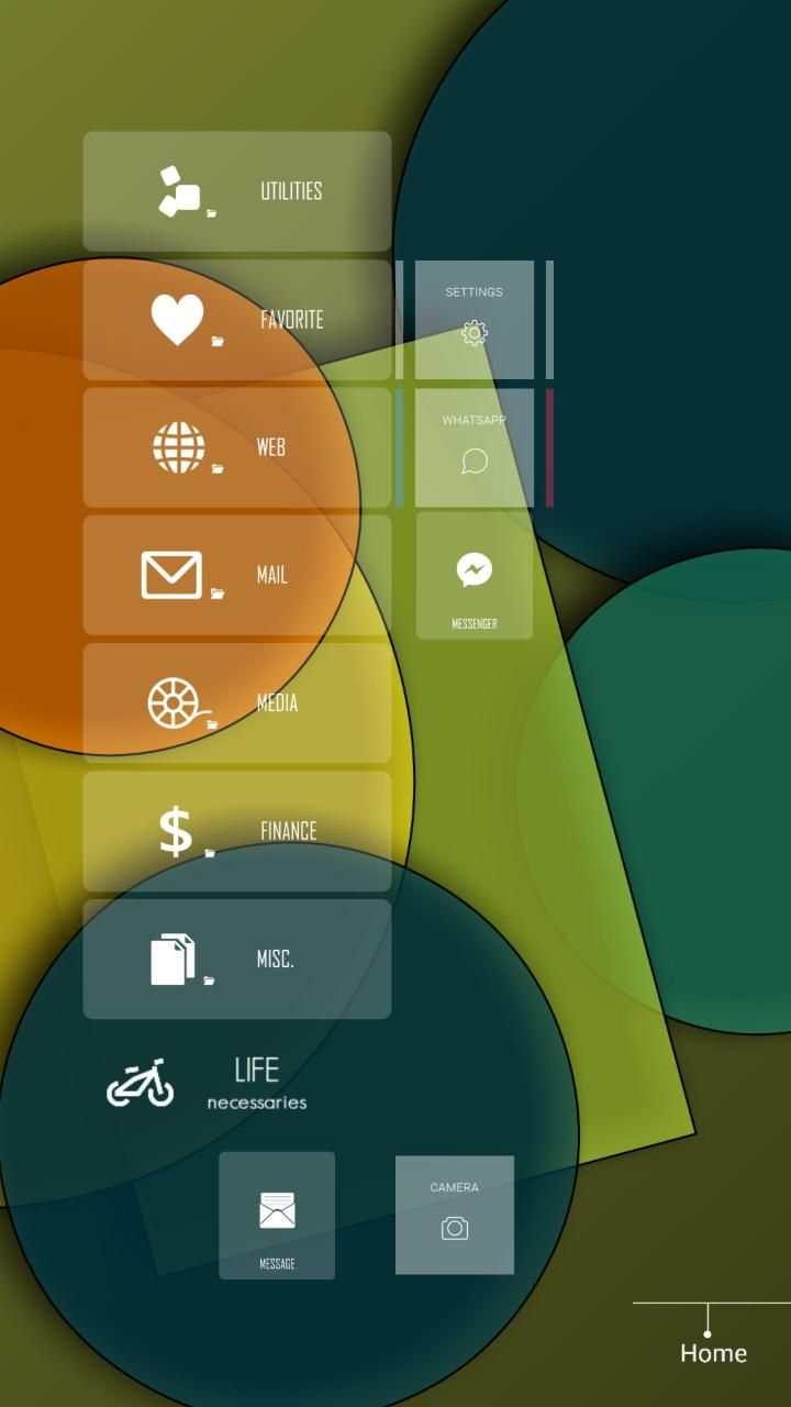 [Homepack Buzz] Check out this awesome homescreen! maggiezzzl My icon