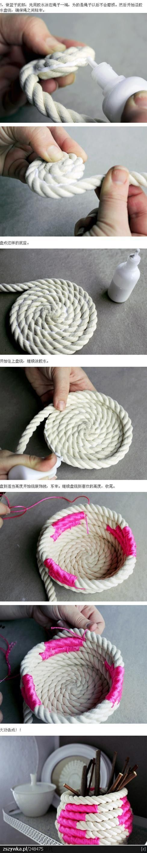 Diy for Rope designs and more