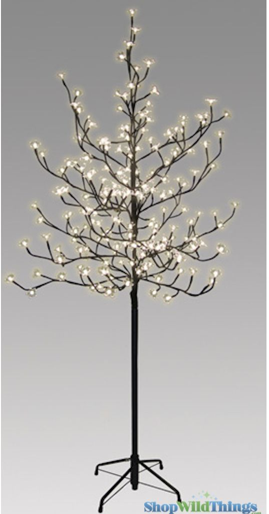 Coming Soon Led Blossoms Tree 6 Feet Tall Indoor