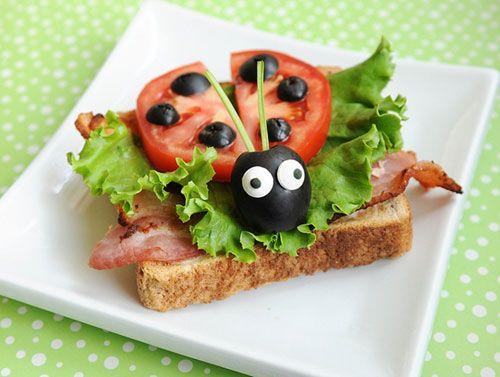 Сандвичи за детско парти