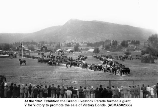 Interior Provincial Exhibition in Armstrong B.C.
