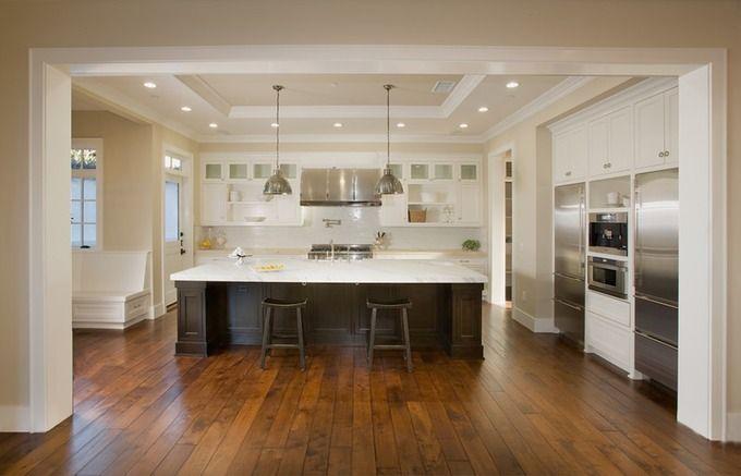 Wohnideen, Interior Design, Einrichtungsideen \ Bilder Future - sockelleisten für küchen