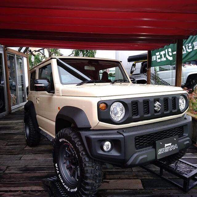 Suzuki Jimny おしゃれまとめの人気アイデア Pinterest H Ishii ジムニーシエラ ジムニー スズキ ジムニー