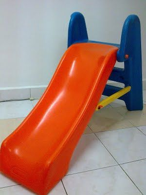 Little Tike Slide - this was great in a baby pool