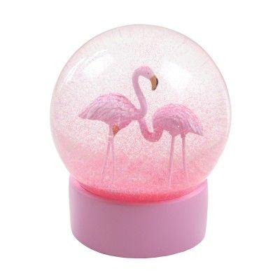 Snöglob, Flamingo