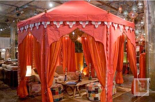 Gypsy Faire Tents are the most impressive & beautiful tents.  It is my dream to have one of their 15' octagonals.
