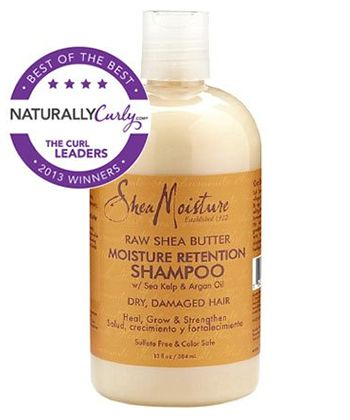 SheaMoisture Moisture Retention Shampoo 350x420