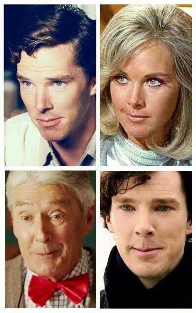 """-thewholockian-: """"moriartysskull: """"twerkbatch: """"Thank you, Timothy Carlton and Wanda Ventham. """" Oh my God. """" are these his parents? """" Just read?"""
