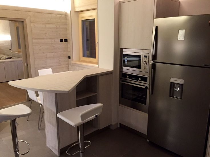 Comfortable, nice, design for the this kitchen tailor made.