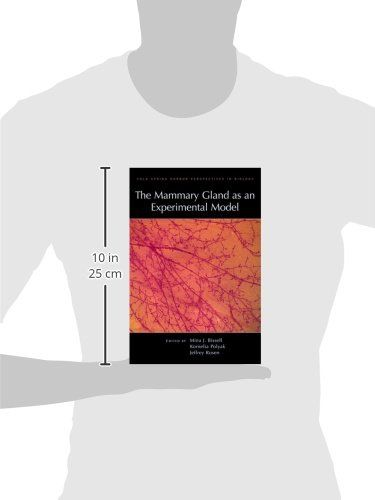 The Mammary Gland as an Experimental Model (Cold Spring Harbor Perspectives in Biology) #book #health http://www.healthbooksshop.com/the-mammary-gland-as-an-experimental-model-cold-spring-harbor-perspectives-in-biology/ Studies of mammary gland biology are essential in the fight against breast cancer. Moreover, the mammary gland represents an excellent model system for investigation of physiological and pathological processes that occur throughout the body. The branching morphogenesi..