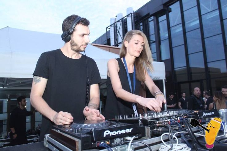 Atapy b2b Nusha - The Biggest Rooftop Party in Town - Iasi - second edition.