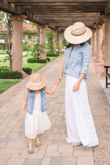 Mother's Day style! Finish off your look with a gorgeous piece from us at Busch #MothersDay #BuschJewelers