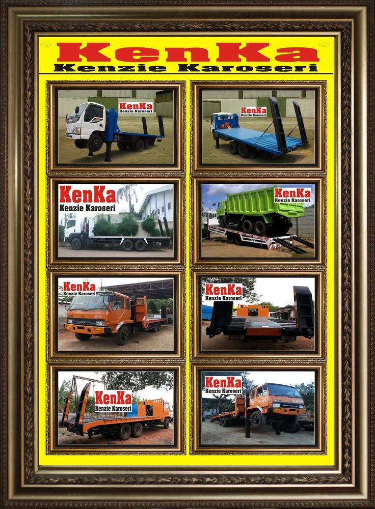 SELF LOADER >> KAROSERI KENKA