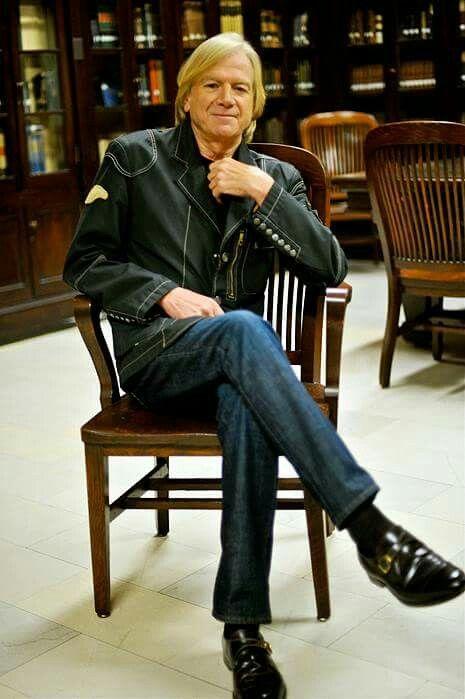 Justin Hayward of the Moody Blues