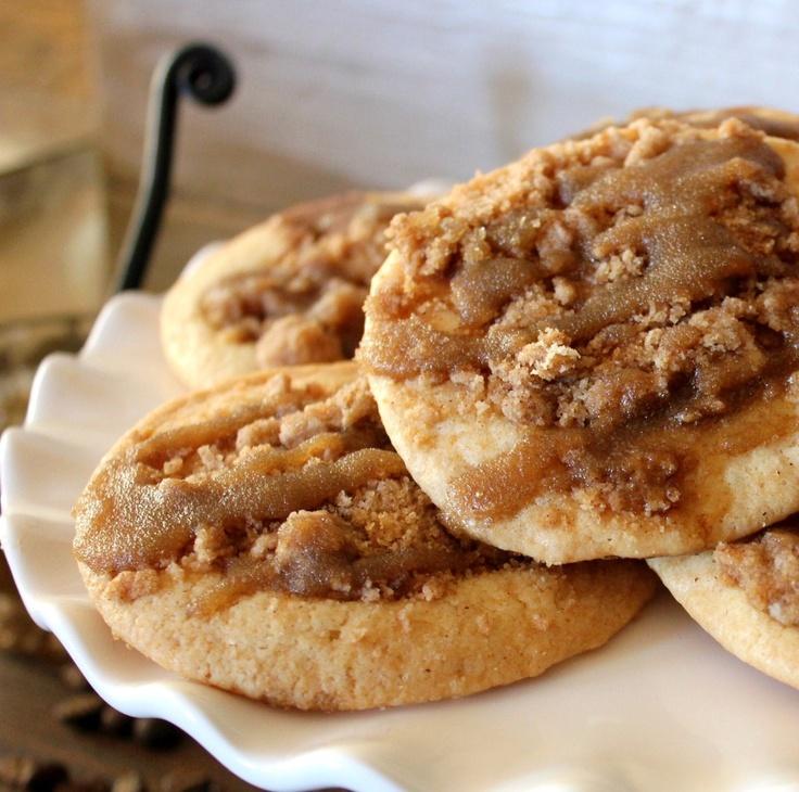 Coffee Cake Cookies?!?!