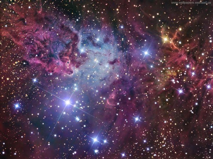 Galakser - gratis skrivebord bakgrunner: http://wallpapic-no.com/diverse/galakser/wallpaper-6460