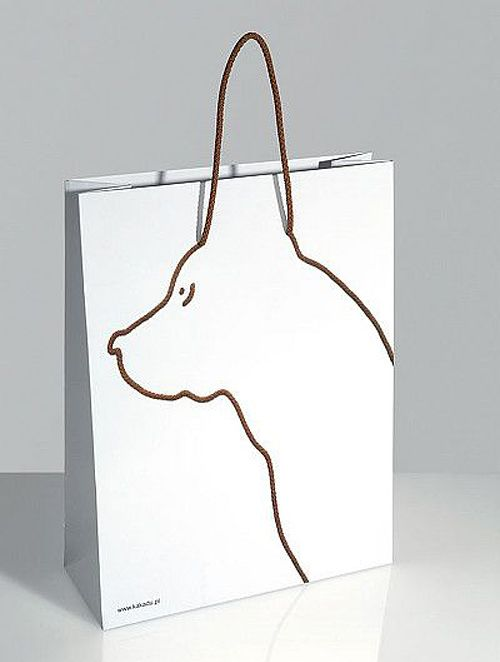 Clever and Creative Shopping Bag Design