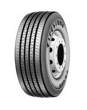 A Bridgestone lançou recentemente um novo produto de sua linha de pneumáticos para veículos pesados: o Firestone FS400, um pneu radial sem câmara para caminhões e ônibus. O novo pneu tem desempenho superior e apresenta vida útil em média 15% maior que a de seu antecessor (comprovado em testes de campo).