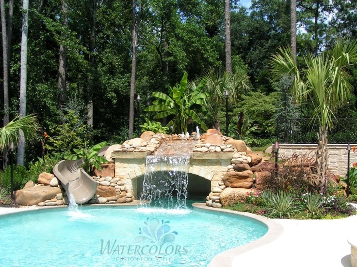 36 best images about grottos on pinterest caves for Swimming pool grotto design