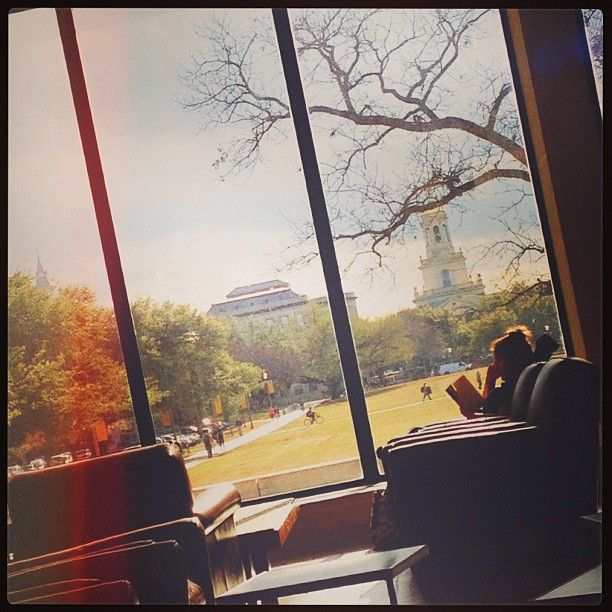 The view while studying at #Baylor University. (Via @bayloruniversity on Instagram)